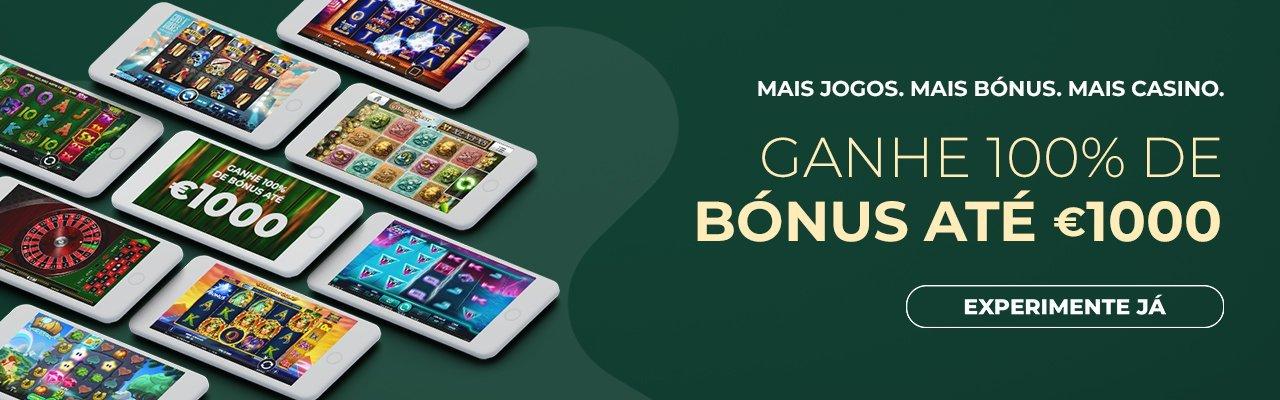 casino solverde bonus até 1000€