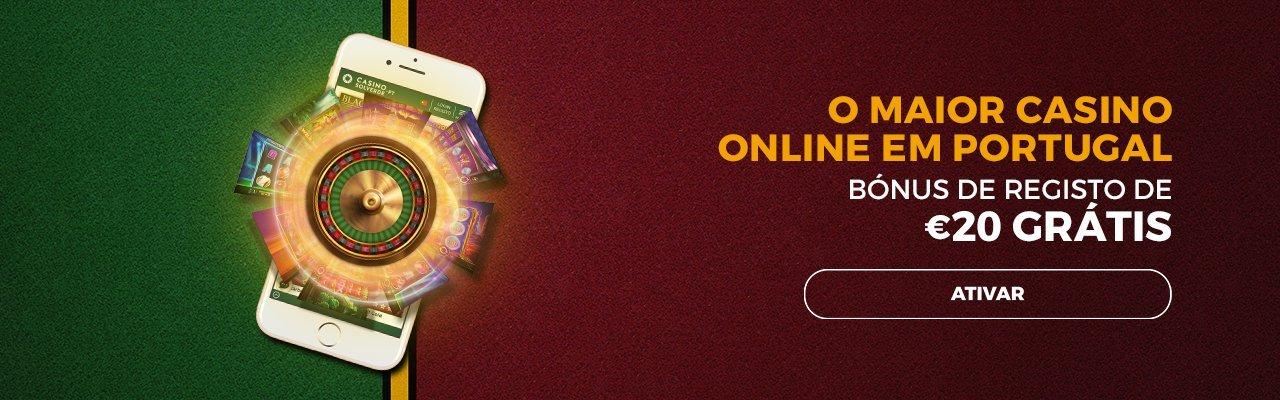 website do casino solverde bónus