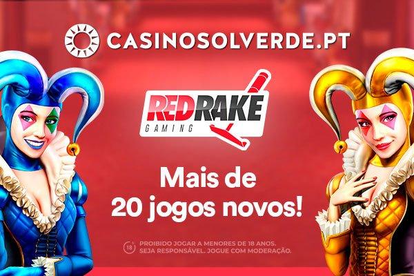Novos Jogos Red Rake