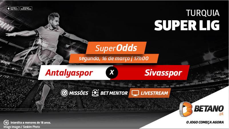 Liga Turca Super Odds