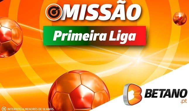 Missão Primeira Liga