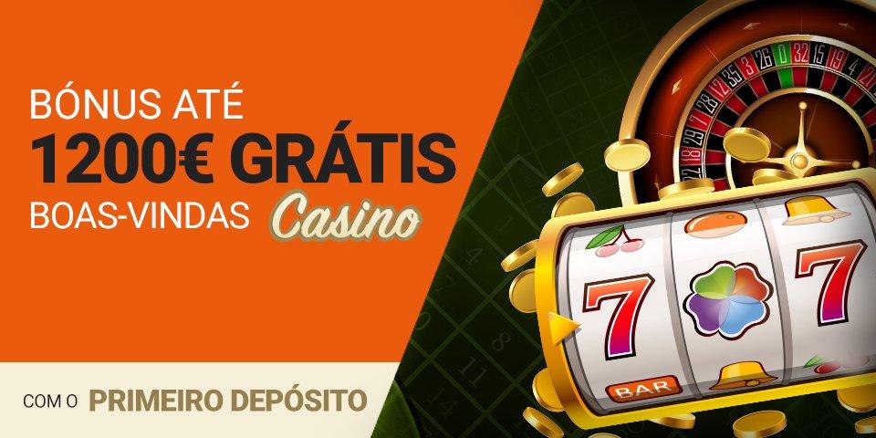 Luckia - Bónus de Boas-Vindas de Casino