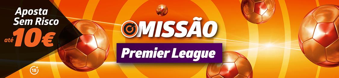 Missão Premier League da Betano