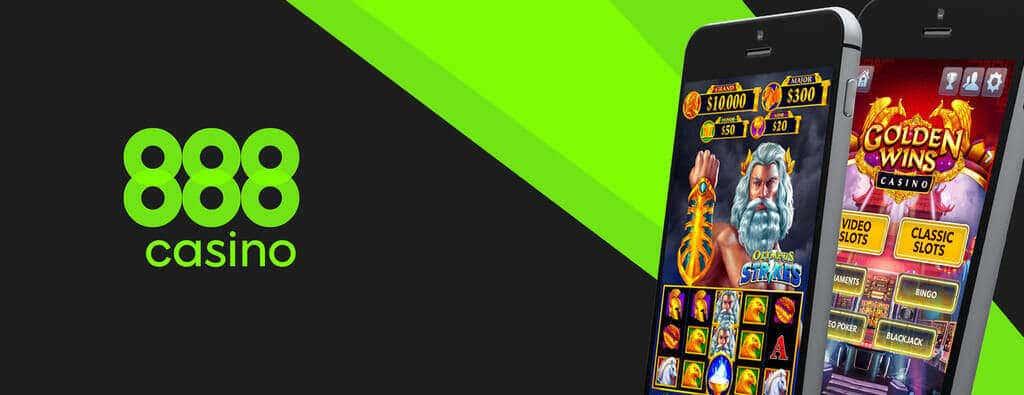 888 Casino App Móvel: Disponível para Android e IOS