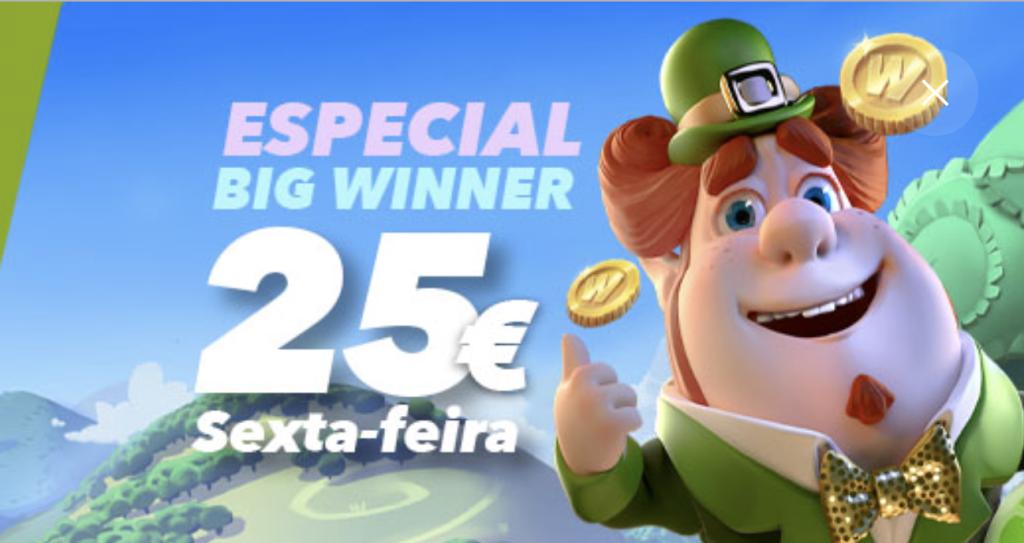 Bónus à Sexta - Especial Big Winner Moosh.pt